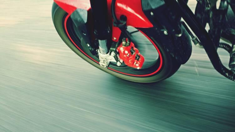 À Châteauroux, on a battu le record de la moto électrique la plus rapide du monde