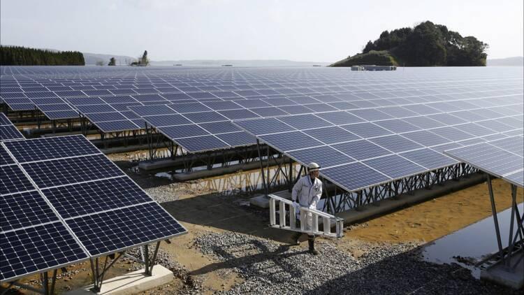Total marque des points dans l'électricité solaire aux Etats-Unis