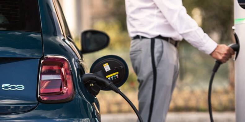 Top 10 des voitures électriques les plus vendues en avril