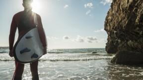 Confinement : la drôle d'excuse présentée par des surfeurs aux gendarmes