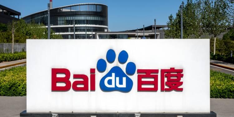 Baidu, le Google chinois, bientôt à un cours d'achat ? : le conseil Bourse du jour