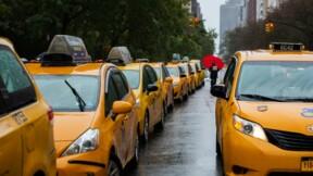 Le premier yellow cab Tesla a pris la route