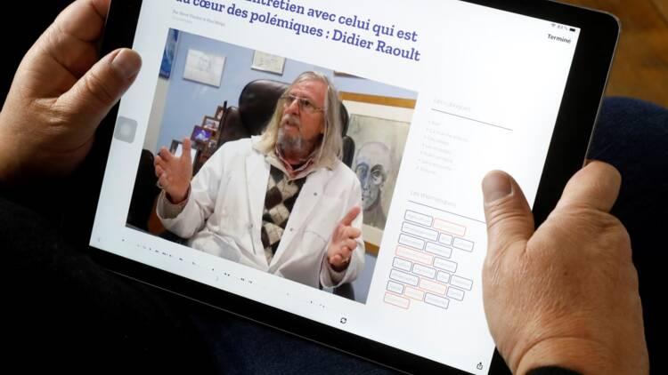 Bientôt jugé par l'Ordre des médecins, Didier Raoult risque l'interdiction d'exercer