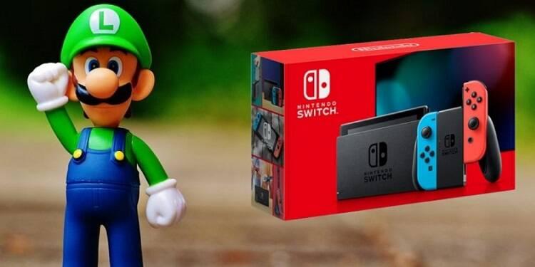 Amazon : jusqu'à -35% sur les jeux vidéo et consoles Nintendo Switch