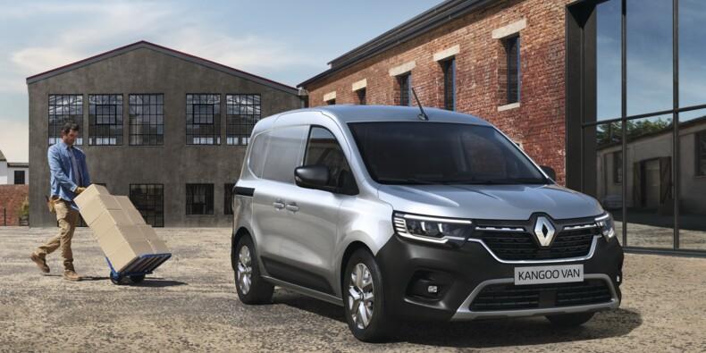 Nouveau Renault Kangoo 2020 : premières infos et photos dévoilées