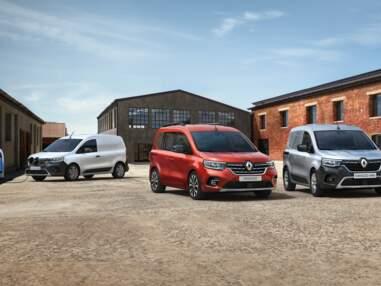 Le nouveau Renault Kangoo 2020 en images