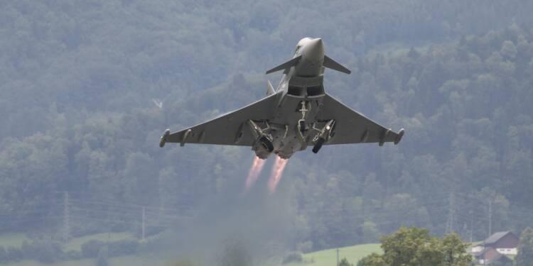 Airbus vend 38 avions de combat Eurofighter à l'Allemagne