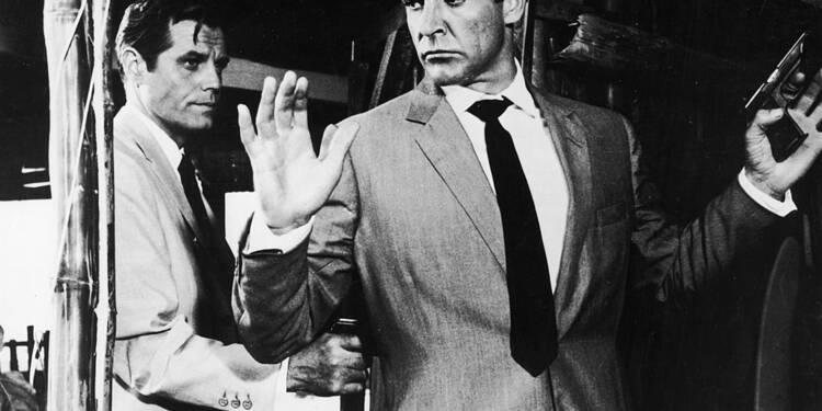 Le pistolet de Sean Connery dans le premier James Bond est en vente