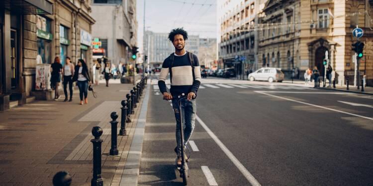 Trottinette, skateboard électriques... une nouvelle prime pour rembourser vos trajets domicile-travail