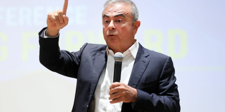 Cinq juges français vont aller auditionner Carlos Ghosn au Liban