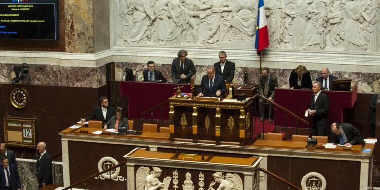Groupes politiques parlementaires: encore un petit effort de transparence !