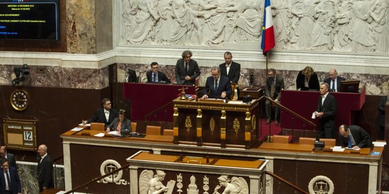 Assemblée nationale : malgré une activité ralentie en 2020, le déficit budgétaire persiste