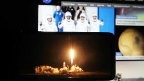 La capsule Dragon de SpaceX est parvenue à la Station spatiale internationale