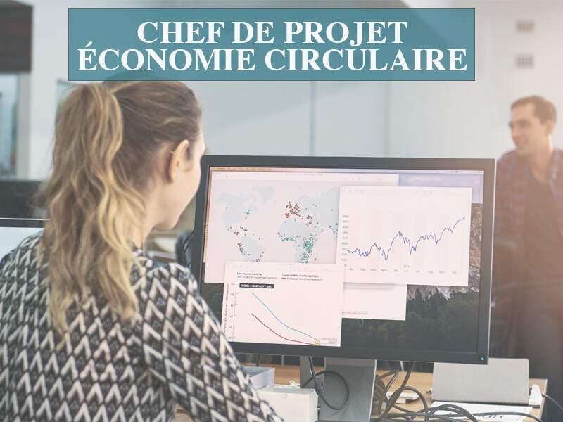 Chef de projet économie circulaire