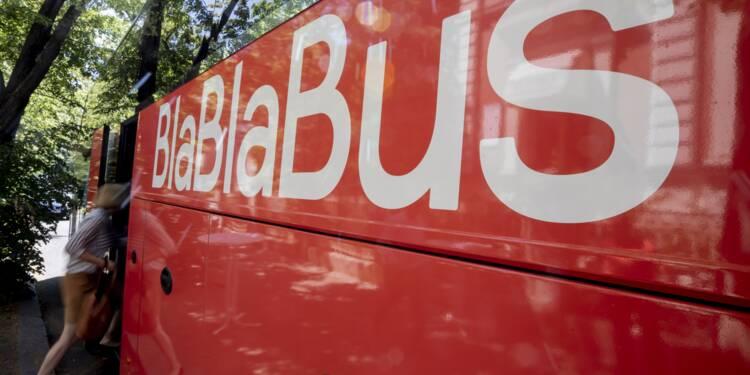 Blablacar reporte ses liaisons d'autocars à cause du confinement