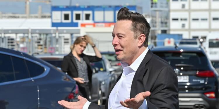 Elon Musk en passe de devenir la troisième personne la plus riche du monde