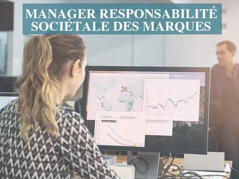 Manager responsabilité sociétale des marques