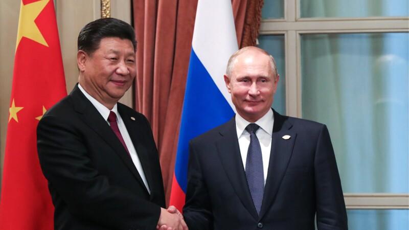 Une alliance militaire entre la Russie et la Chine pourrait voir le jour