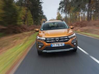 Essai Dacia Sandero 2020 : notre avis sur la Stepway GPL