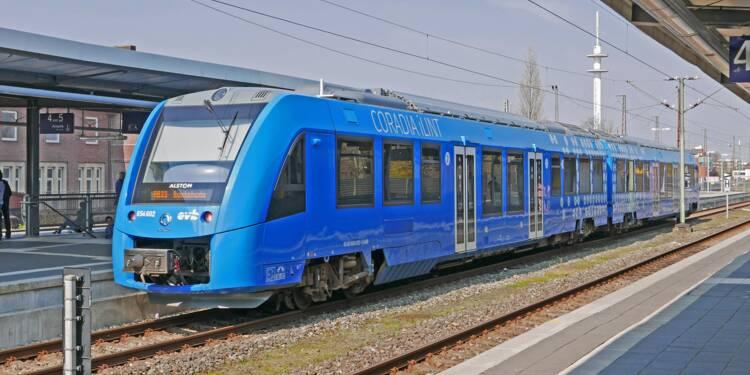 Train à hydrogène : en retard sur Alstom, Siemens vise une autonomie de 600 km