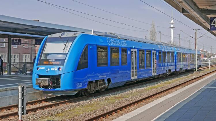 Train à hydrogène : Alstom décroche un premier contrat en Italie !