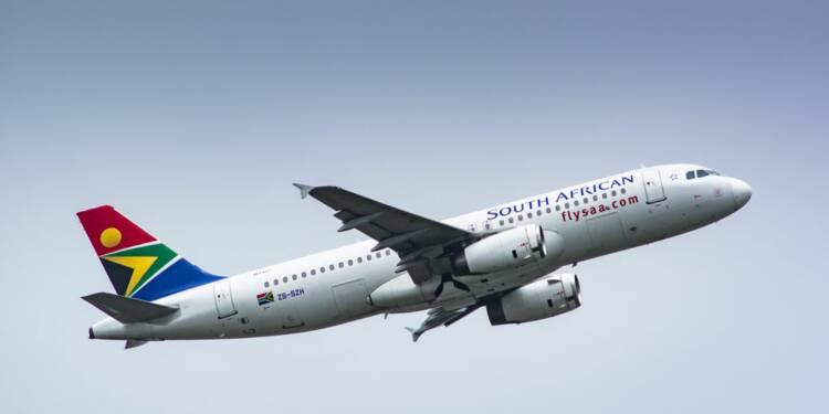 Vin, cure-dents, papier toilette... La compagnie South African Airways met aux enchères tous ses produits non-essentiels