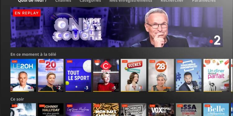 TF1 interdit à Molotov d'utiliser son logo