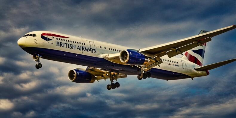 British Airways vend des chariots du Boeing 747 et de la vaisselle pour faire rentrer du cash