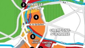 Immobilier à Nogent, Joinville-le-Pont et Saint-Maur : la carte des prix 2020