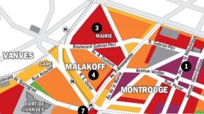 Immobilier à Malakoff, Montrouge, Châtillon : la carte des prix 2020
