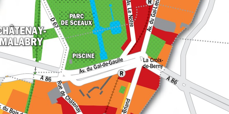 Immobilier à Antony, Bourg-la-Reine, Sceaux : la carte des prix 2020