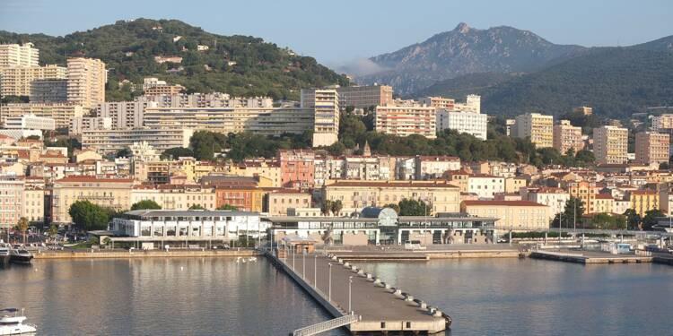 Immobilier à Ajaccio : la carte des prix 2020