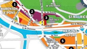 Immobilier à Charenton, Saint-Maurice, Maisons-Alfort : la carte des prix 2020