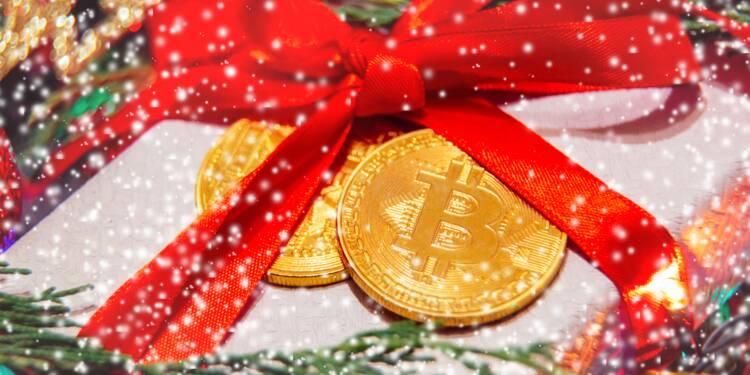 Comment offrir simplement des bitcoins à Noël : à lire dans la newsletter 21 Millions