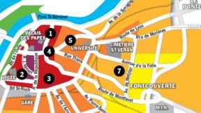 Immobilier à Avignon : la carte des prix 2020
