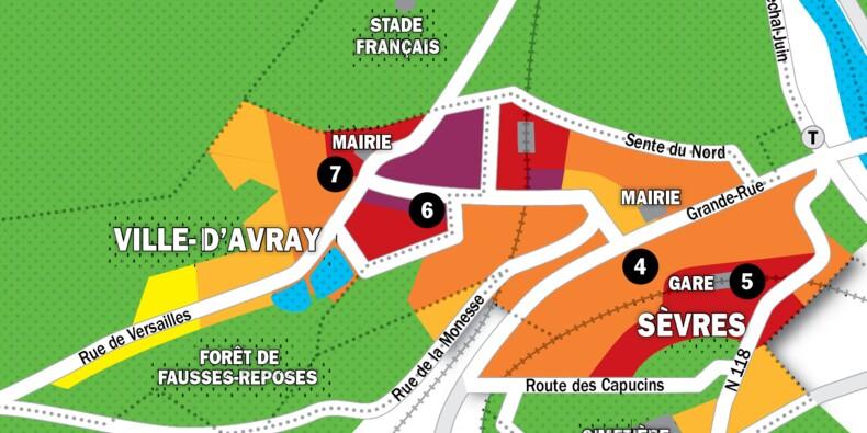 Immobilier à Saint-Cloud, Sèvres et Ville-d'Avray : la carte des prix 2020