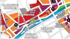Immobilier à Clichy, Asnières, Courbevoie : la carte des prix 2020
