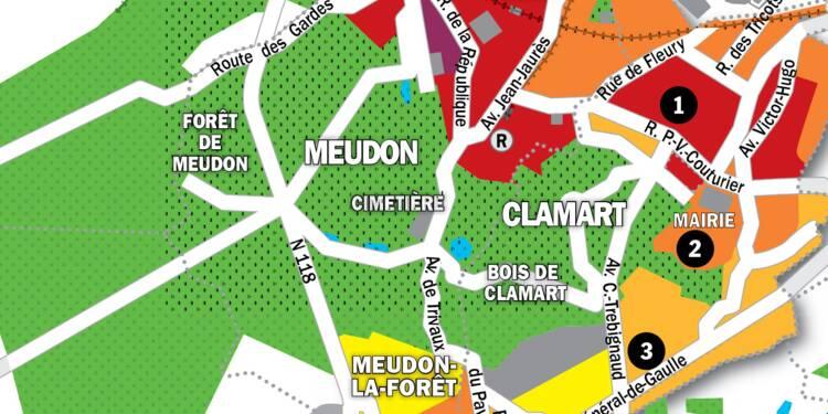Immobilier à Clamart et Meudon : la carte des prix 2020