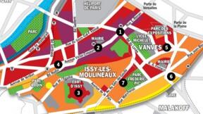 Immobilier à Issy-les-Moulineaux, Vanves : la carte des prix 2020