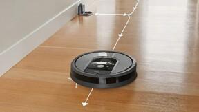 Amazon : 43% de réduction sur l'aspirateur-robot iRobot Roomba 960