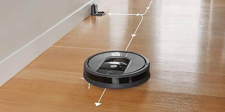 Amazon : 43% de réduction sur l'aspirateur-robot iRobot Roomba 960