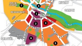 Immobilier à Amiens : la carte des prix 2020