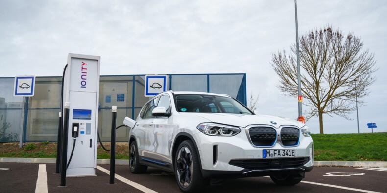 Essai du BMW iX3, premier SUV électrique de la marque