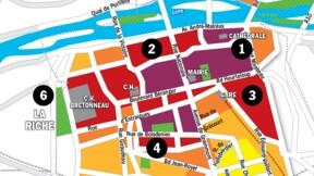 Immobilier à Tours : la carte des prix 2020
