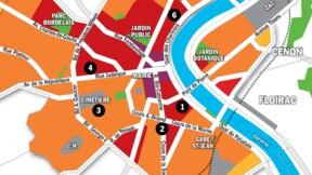 Immobilier à Bordeaux : la carte des prix 2020
