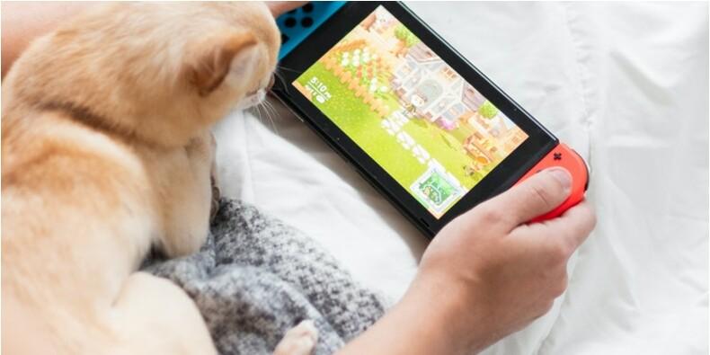 Nintendo Switch : profitez de la console de jeu à prix réduit sur Amazon