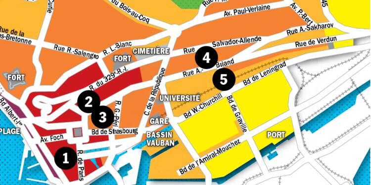Immobilier au Havre : la carte des prix 2020