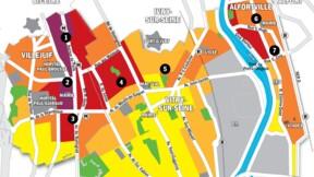 Immobilier à Villejuif, Alfortville et Vitry : la carte des prix 2020