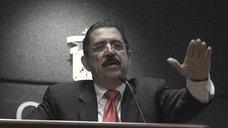 Un ancien président du Honduras arrêté en possession de 18 000 dollars
