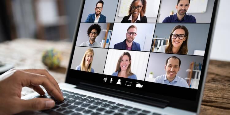 """Télétravail : les recettes pour réussir vos """"e-apéros"""" avec vos collègues"""